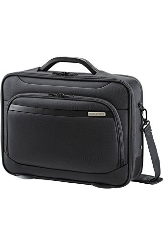 CARTELLA SAMSONITE VECTURA OFFICE CASE PLUS 16'' 39V*002 NERO