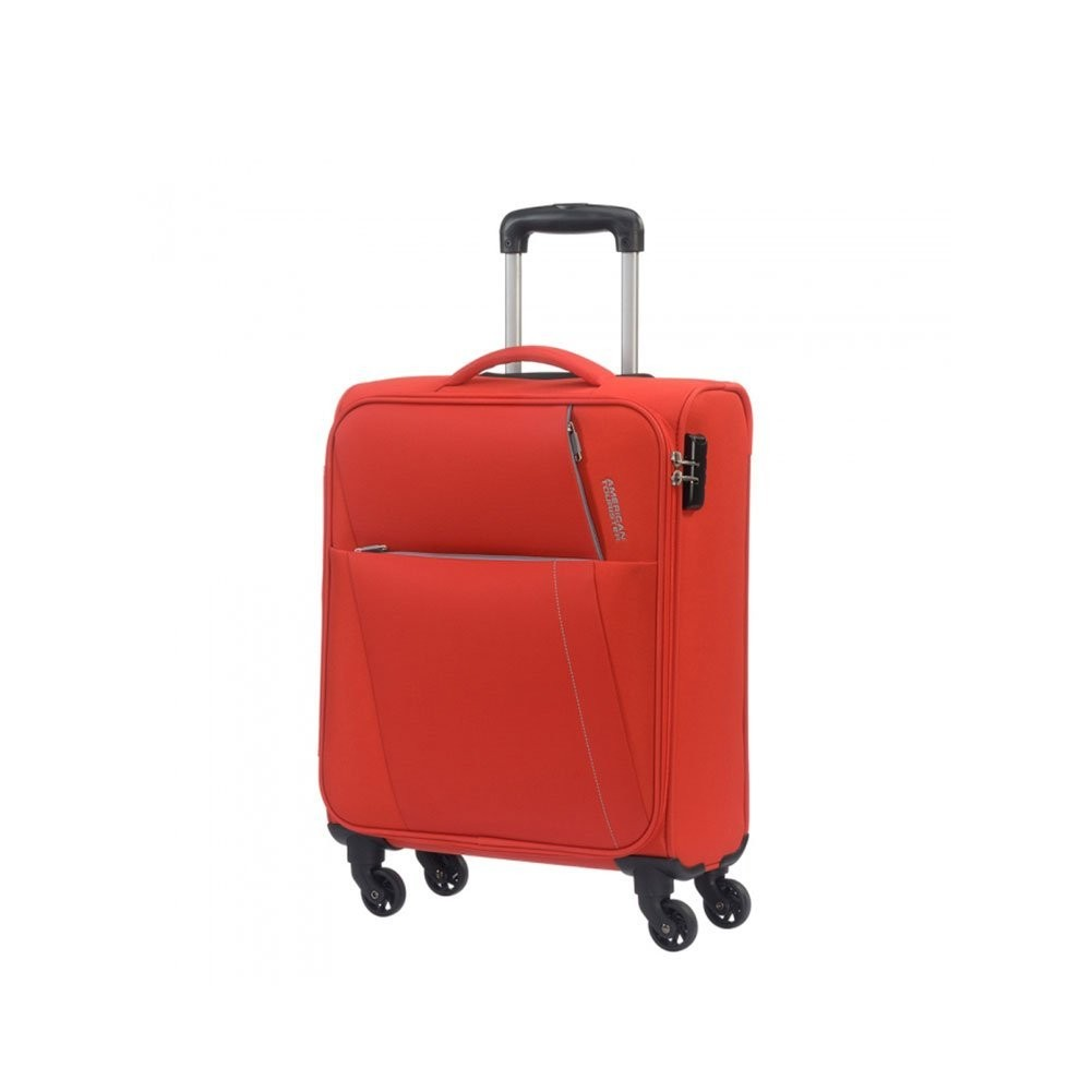 TROLLEY AMERICAN TOURISTER JOYRIDE SPINNER S 36G*002 FLAME RED