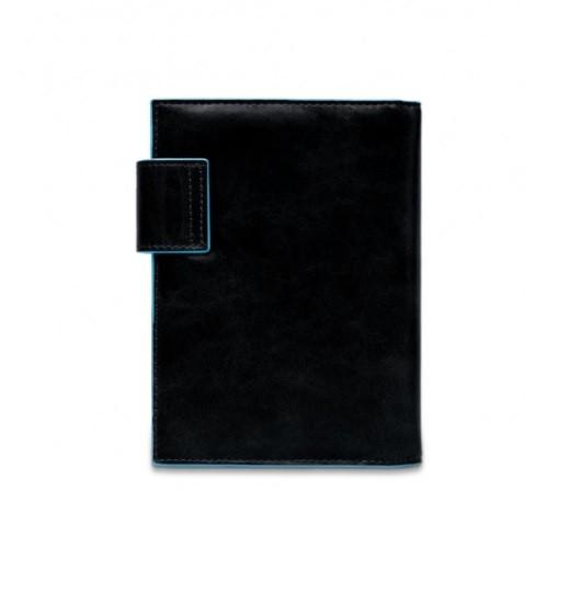 AGENDA PIQUADRO BLUE SQUARE ORGANIZER GRANDE AG1075B2 NERO