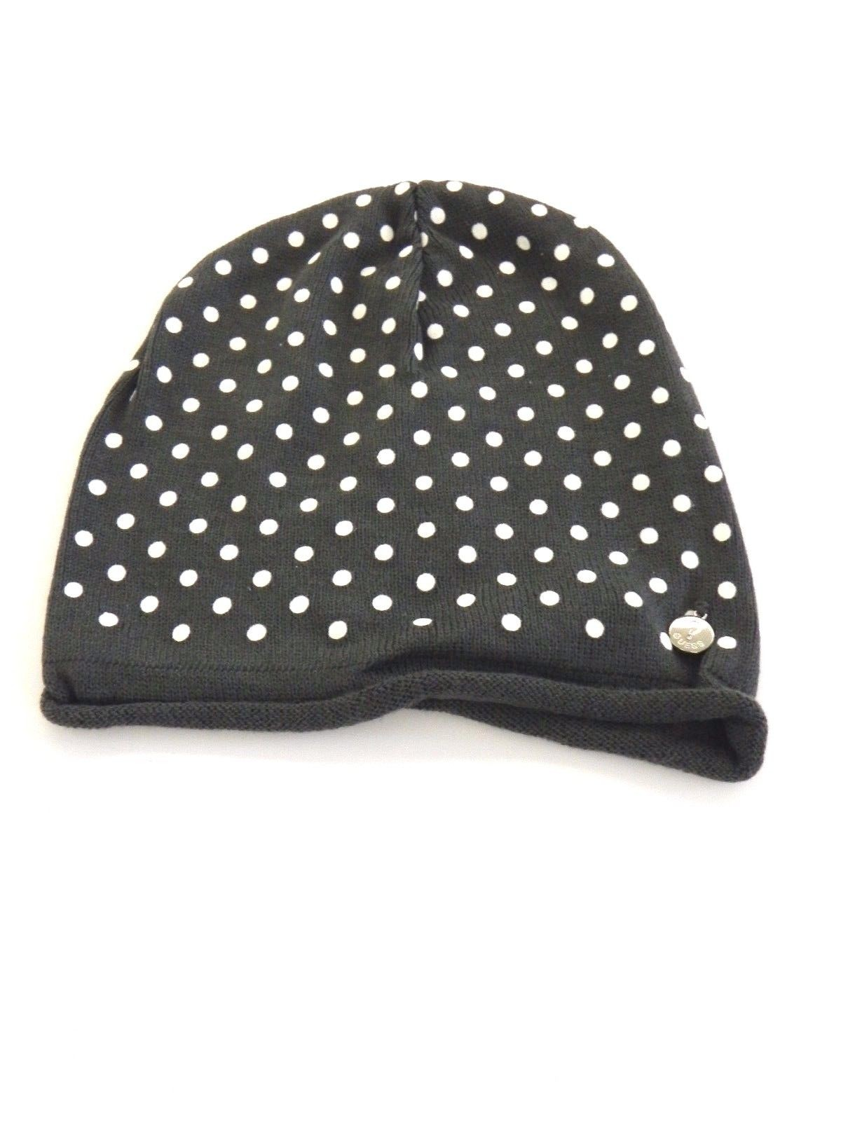 af5bbcf80b92 CAPPELLO GUESS WOMAN HAT POIS AW6810WOL01 GRIGIO