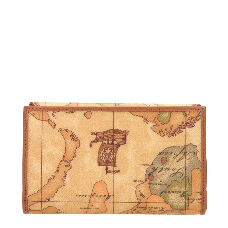 PORTAFOGLIO ALVIERO MARTINI GEO CLASSIC MEDIUM WALLET CW0246000 NATURAL