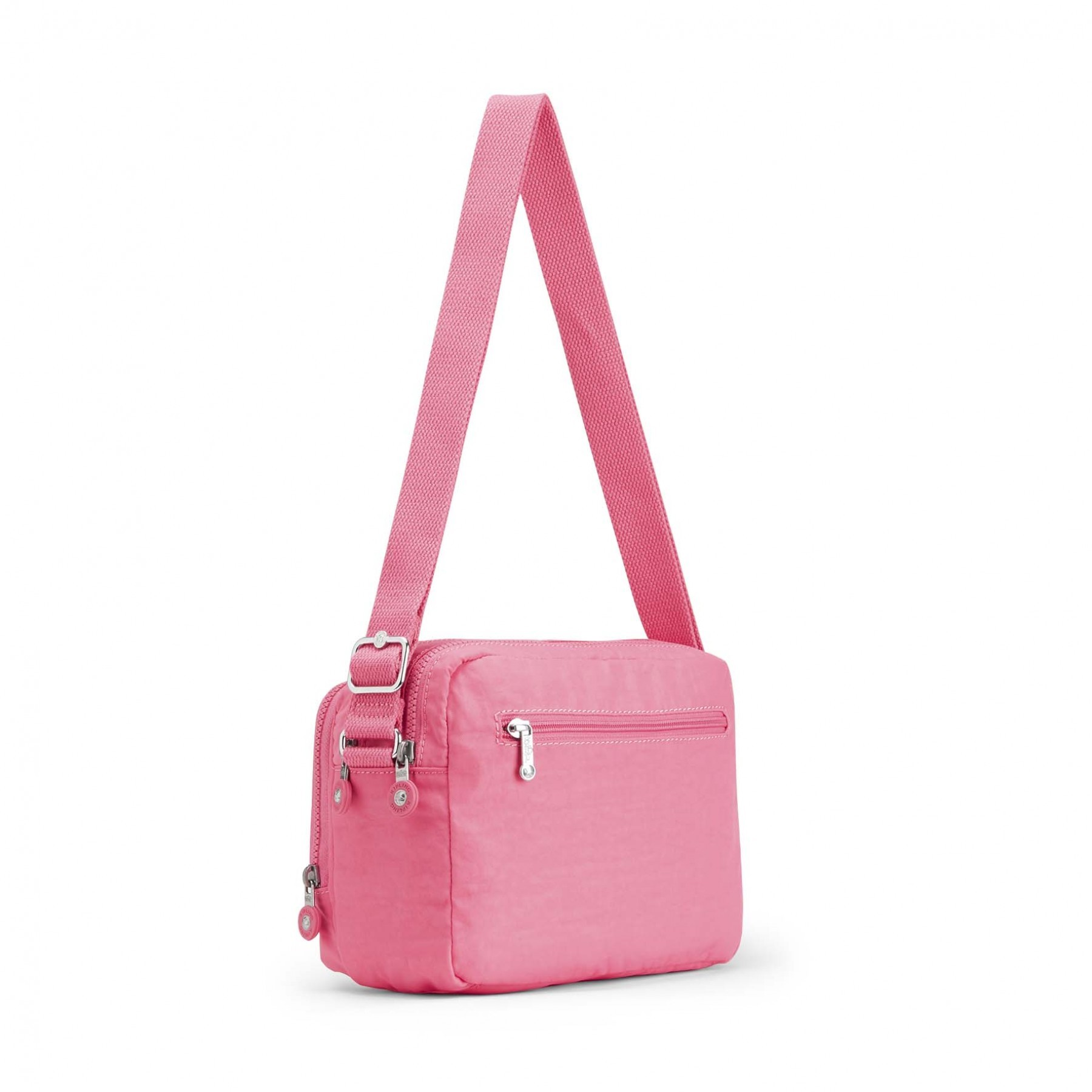 BORSA KIPLING BASIC EWO SILEN CROSS BODY CITY PINK