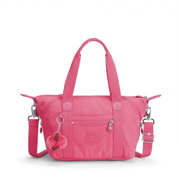 BORSA KIPLING BASIC EWO ART MINI HAND BAG CITY PINK