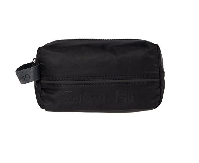BEAUTY CASE CALVIN KLEIN MATTHEW 2.0 WASHBAG K50K503706 001 NERO