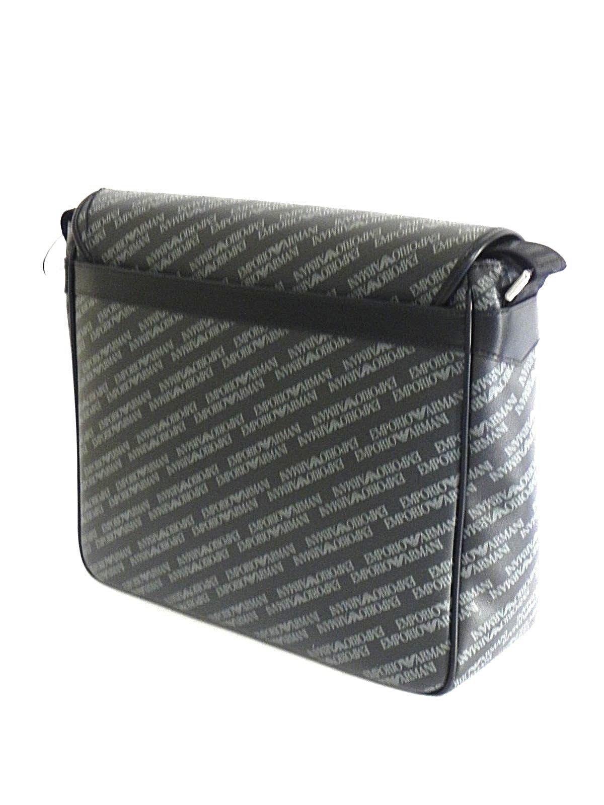 BORSA EMPORIO ARMANI MESSENGER BAG Y4M182 YLO7E BOARD/BLACK