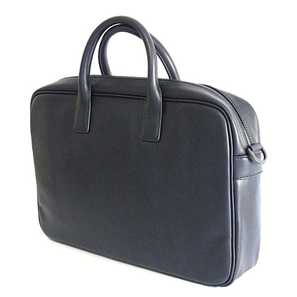 CARTELLA EMPORIO ARMANI BRIEFCASE BAG Y4P090 YG90J NAVY BLUE