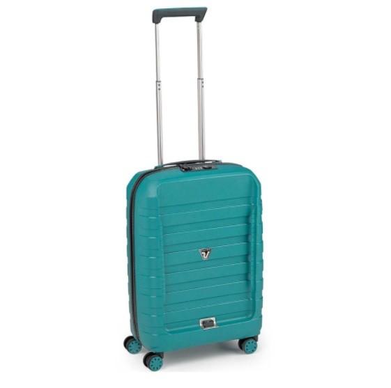 TROLLEY RONCATO D-BOX CABIN SIZE SPINNER 555301 67 SMERALDO