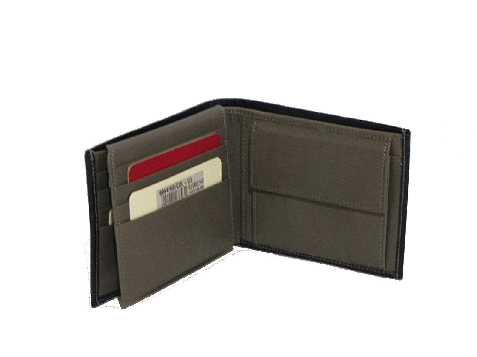 vendita calda online 4f70c f0a73 Portafoglio Giudi uomo portamonete 6954/GD U3 blu/grigio chiaro