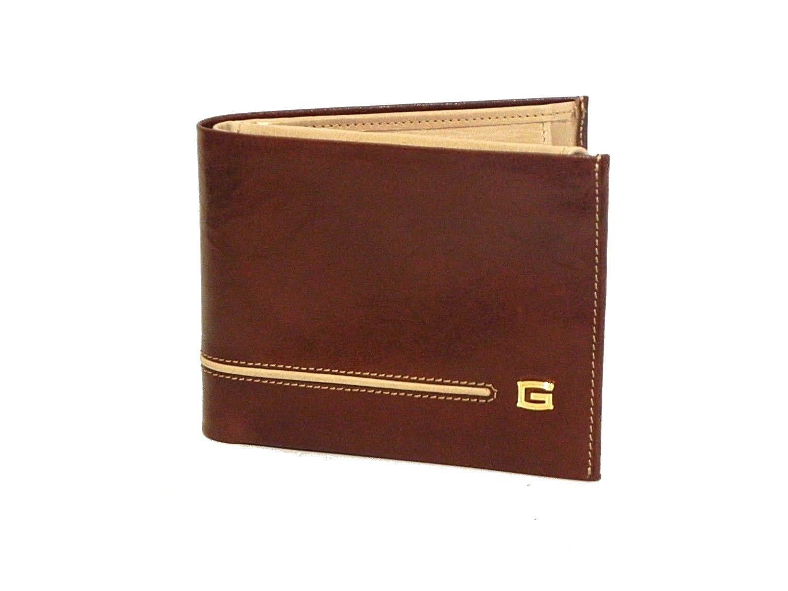 comprare popolare 4e5da 3d956 Portafoglio Giudi uomo portamonete 6954/GD PC marrone/torrone