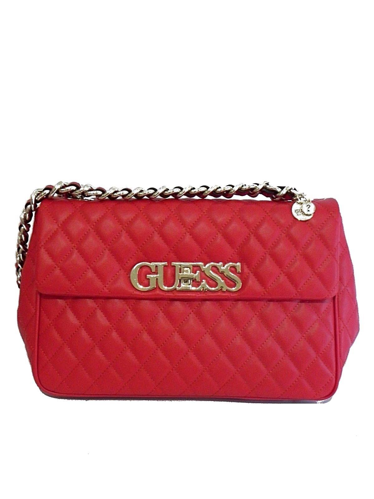 Borsa Guess sweet candy shopper VG717519 rosso – Buonocore Borse aa613681c7f