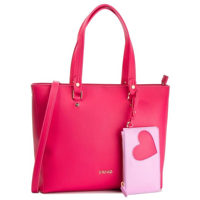 84beb0d3c7 Borsa Liu Jo sovrana shopping A19110 E0058 soia 149,00€. Click ...