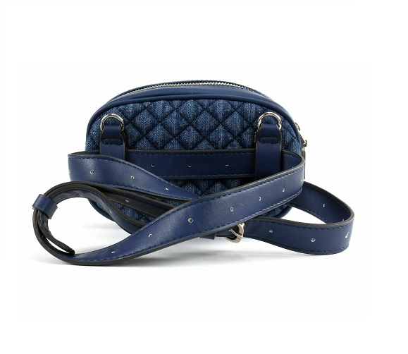 Borsa Guess passion mini tracollinamarsupio DG740880 denim