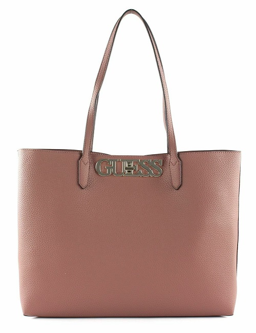 Vikky Large Tote Bag Mocha Multi