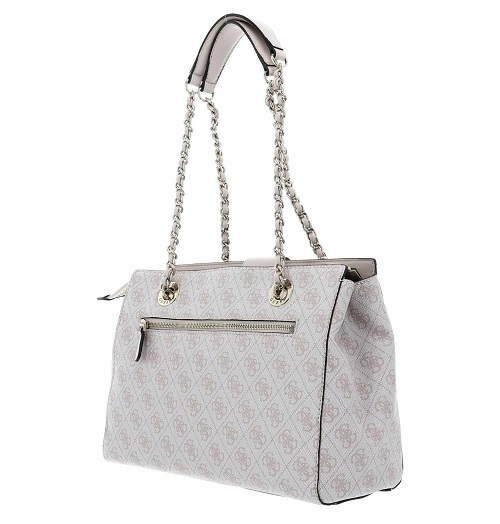 Borsa Guess logo city shopper SG747609 moonstone